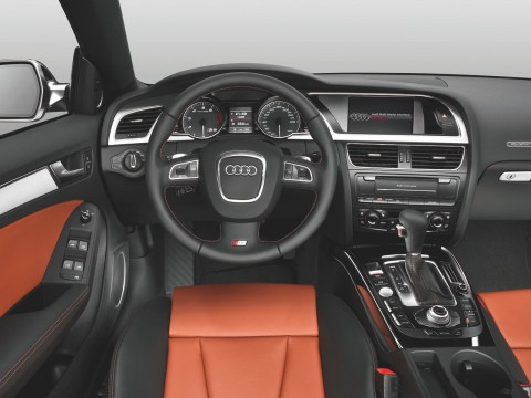 Technical specifications and characteristics for【Audi S5 Liftback】