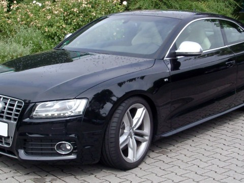 Technical specifications and characteristics for【Audi S5】