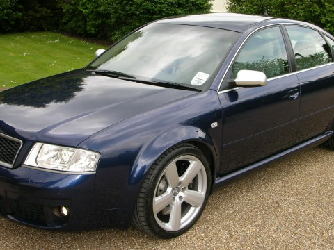 Technical specifications and characteristics for【Audi S6 (4B,C5)】