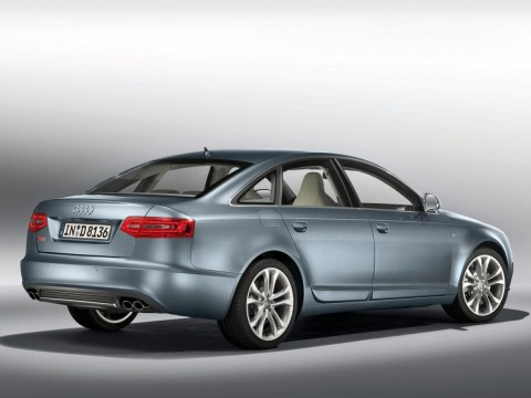Technical specifications and characteristics for【Audi S6 (4F,C6)】