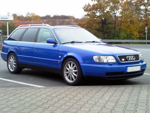 Technical specifications and characteristics for【Audi S6 Avant (4A,C4)】