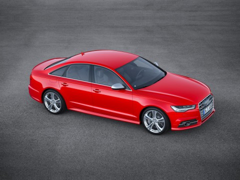 Technical specifications and characteristics for【Audi S6 (C7) Restyling】