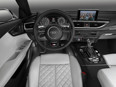 Technical specifications and characteristics for【Audi S7 Sportback (4G)】