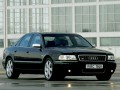 Technical specifications and characteristics for【Audi S8 (D2)】