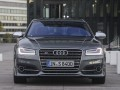 Audi S8 S8 III (D4) Resyling 4.0 (520hp) 4WD full technical specifications and fuel consumption