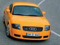 Technical specifications and characteristics for【Audi TT (8N)】