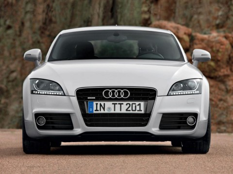 Technical specifications and characteristics for【Audi TT (PQ35,PQ46)】