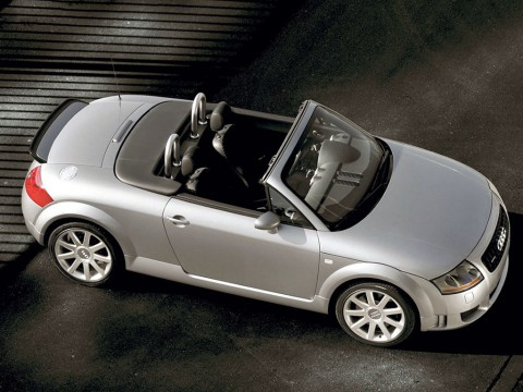 Technical specifications and characteristics for【Audi TT Roadster (8N)】