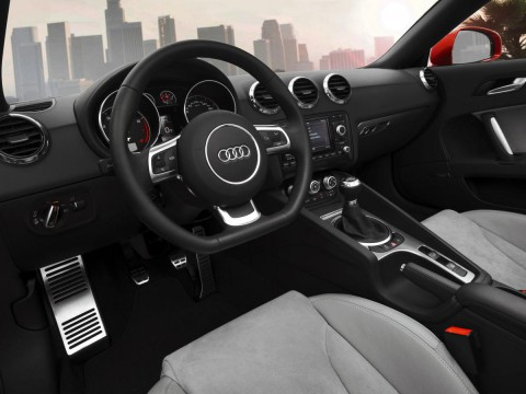 Technical specifications and characteristics for【Audi TT Roadster (PQ35,36)】