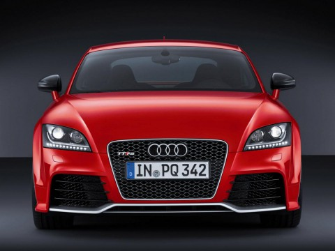 Technical specifications and characteristics for【Audi TT RS coupe】