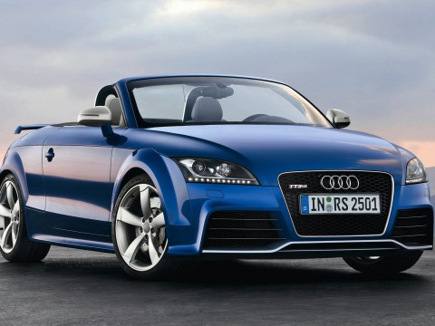 Technical specifications and characteristics for【Audi TT RS Roadster】