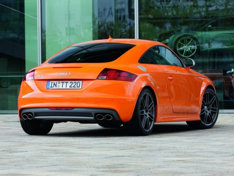Technical specifications and characteristics for【Audi TTS】