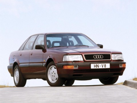 Technical specifications and characteristics for【Audi V8 (D11)】