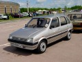 Technical specifications of the car and fuel economy of Austin Metro