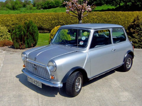Technical specifications and characteristics for【Austin Mini MK I】