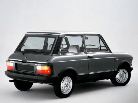 Technical specifications and characteristics for【Autobianchi A 112】