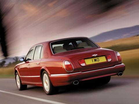 Especificaciones técnicas de Bentley Arnage I