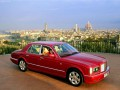 Technical specifications and characteristics for【Bentley Arnage I】