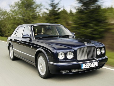 Technical specifications and characteristics for【Bentley Arnage R】