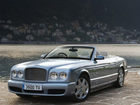 Technical specifications and characteristics for【Bentley Azure II】