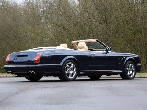 Technical specifications and characteristics for【Bentley Azure】
