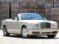 Technical specifications of the car and fuel economy of Bentley Azure