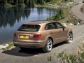 Technical specifications and characteristics for【Bentley Bentayga】