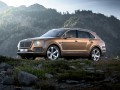 Technical specifications of the car and fuel economy of Bentley Bentayga