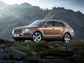 Technische Daten von Fahrzeugen und Kraftstoffverbrauch Bentley Bentayga