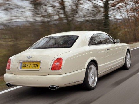 Technical specifications and characteristics for【Bentley Brooklands II】