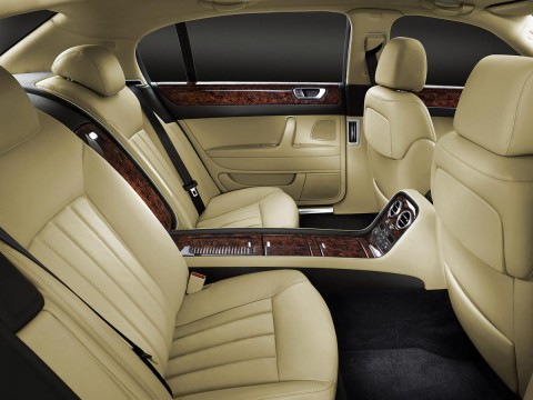 Technical specifications and characteristics for【Bentley Continental Flying Sp】
