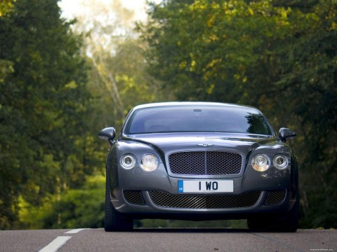 Technical specifications and characteristics for【Bentley Continental GT Speed】