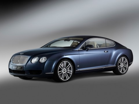Technical specifications and characteristics for【Bentley Continental GT】