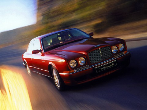Technical specifications and characteristics for【Bentley Continental R】