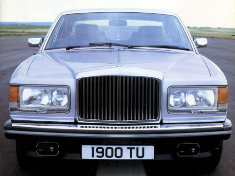 Technical specifications and characteristics for【Bentley Mulsanne】