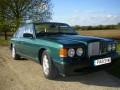 Technische Daten von Fahrzeugen und Kraftstoffverbrauch Bentley Turbo R