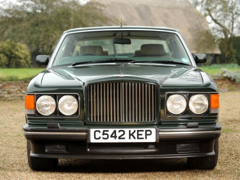 Technical specifications and characteristics for【Bentley Turbo R】