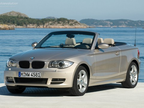 Technical specifications and characteristics for【BMW 1er Cabrio (E88)】