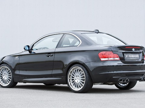Technical specifications and characteristics for【BMW 1er Coupe (E82)】