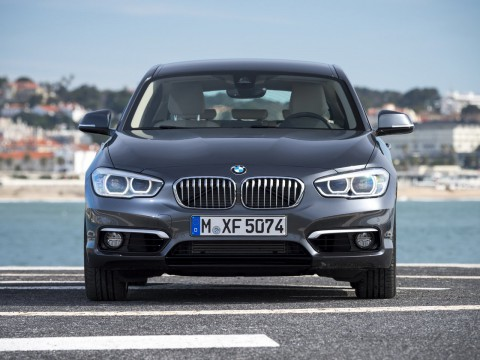 Technical specifications and characteristics for【BMW 1er Hatchback (F20-F21) Restyling】