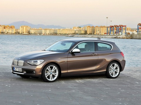 Technical specifications and characteristics for【BMW 1er Hatchback (F21) 3-dr】