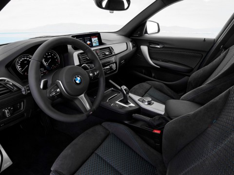 Technical specifications and characteristics for【BMW 1er II (F20/F21)】