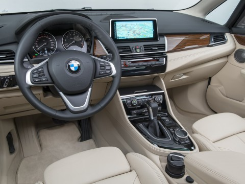 Technical specifications and characteristics for【BMW 2er Active Tourer】