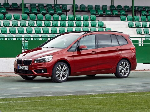 Technical specifications and characteristics for【BMW 2er Grand Tourer】