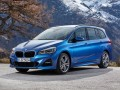 Technical specifications of the car and fuel economy of BMW 2er Grand Tourer