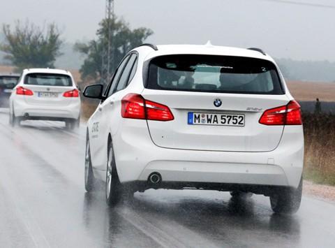 Caratteristiche tecniche di BMW  2er Active Tourer