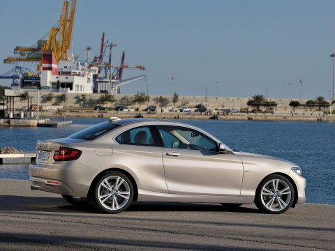 Technical specifications and characteristics for【BMW  2 er】