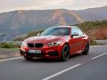 Specificaţiile tehnice ale automobilului şi consumul de combustibil BMW 2er