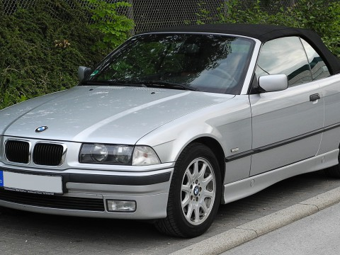 Technical specifications and characteristics for【BMW 3er Cabrio (E36)】