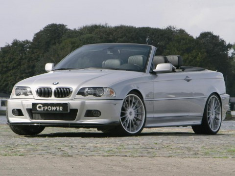 Technical specifications and characteristics for【BMW 3er Cabrio (E46)】